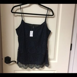 Maurice's Lace Cami NWT